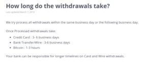 OspreyFX withdrawal