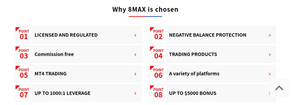 8MAX scam