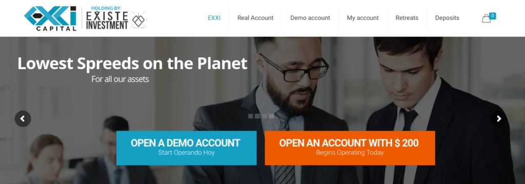 EXXI Capital scam