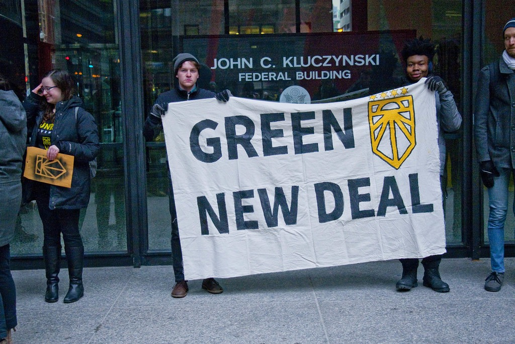Investment changing in the face of the Green New Deal