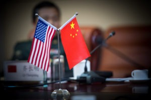 US China trade relations