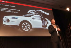 ARK sells its Tesla shares