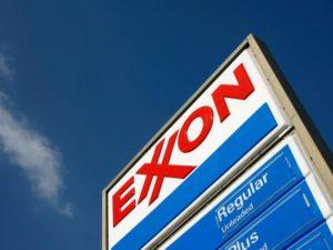 New York is accusing Exxon