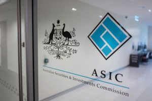 ASIC suspends license