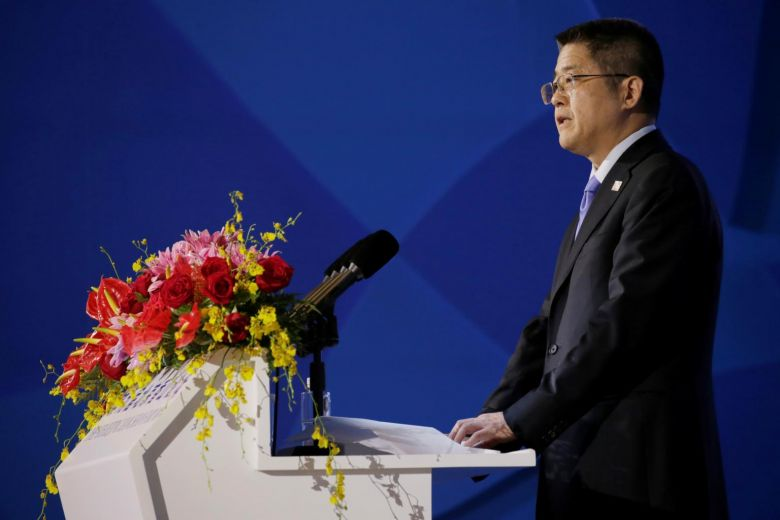 Chinese vice foreign minister expresses optimism about the trade talks