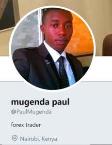 Paul Mugenda