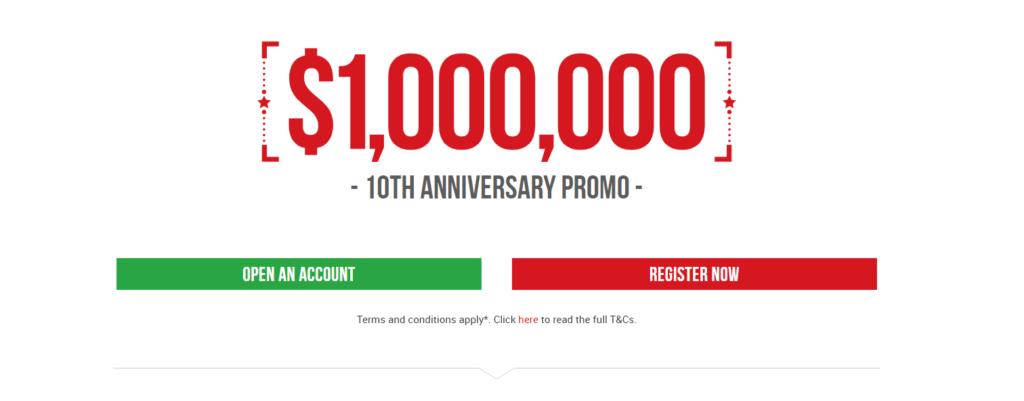 XM 10th anniversary bonus