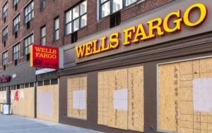 Walls Fargo down again