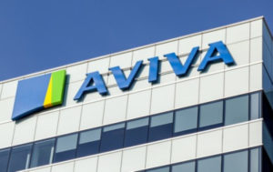 Aviva Is Up