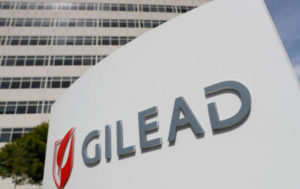 Gilead shares up
