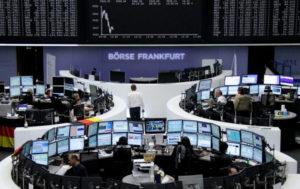 European stocks drop