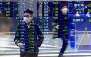 Asian markets up