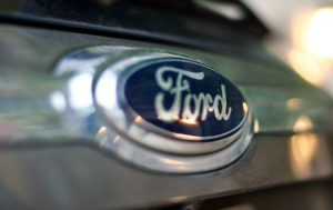 Ford shares up
