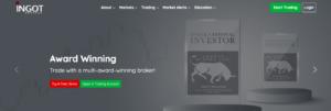 offerings of INGOT brokers reviewed