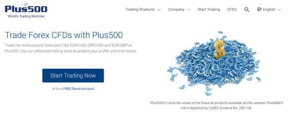 Plus500 Review